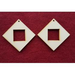 Baza lemn pentru bijuterii