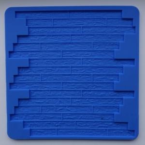 Mulaj din silicon - textura-de-caramida