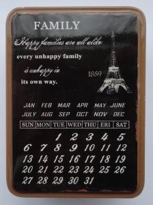 Pagina de calendar