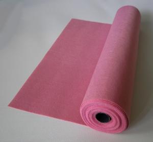 Rola fetru pink deschis 1mm grosime