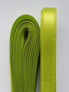 Saten verde brotacel 10 mm