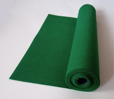 Rola fetru verde 1mm grosime