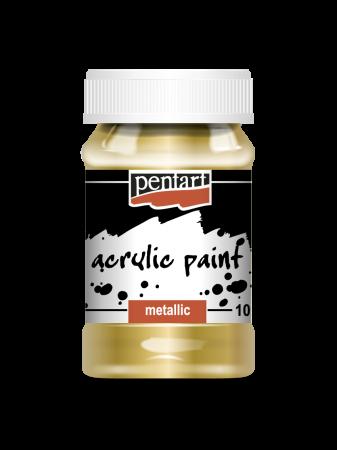 Vopsea acrilica aur 100 ml