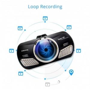 "CAMERA VIDEO AUTO AZDOME M11, DVR FULLHD 1080P, DISPLAY 3"" IPS, UNGHI 170°, SUPER NIGHT VISION5"
