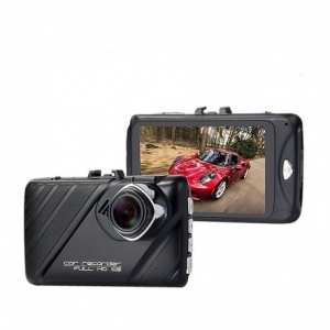 CAMERA VIDEO AUTO DUBLA  T658 FULLHD 12MP CU UNGHI DE 170° SI CARCASA METALICA