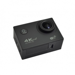 CAMERA VIDEO SPORT ACTIONCAM R12H 4K @30FPS CU TELECOMANDA 2.4G