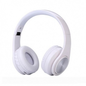 CASTI BLUETOOTH WIRELESS W802 ALB OVER EAR PLIABILE SPORT CU MICROFON INCORPORAT1