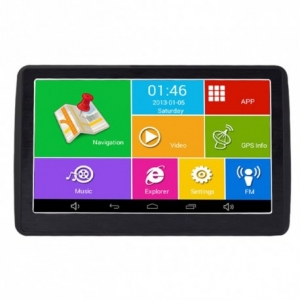 "GPS AUTO TECHSTAR M9X CU ANDROID TABLETA 512RAM WIFI DISPLAY 7"" ACTUALIZAT 20192"