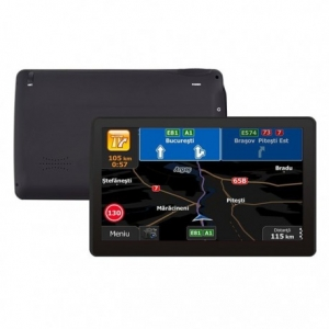"GPS AUTO TECHSTAR M9X CU ANDROID TABLETA 512RAM WIFI DISPLAY 7"" ACTUALIZAT 20193"