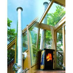 Schiedel - Sisteme de cosuri de fum de inox