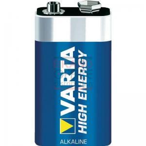 Baterie Varta alcalina 6LR61-9V