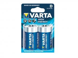 Baterie Varta alcalina LR20-1,5V