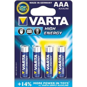 Baterie Varta alcalina LR3-1,5V