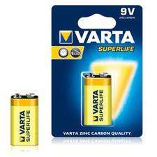 Baterie Varta Super 6F22-9V