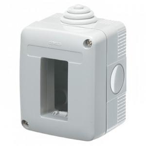 Carcasa plastic 1P GW27001