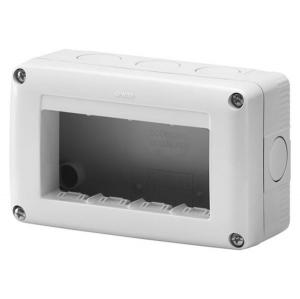 Carcasa plastic 4P GW27004