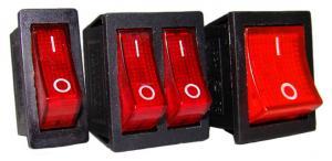 Intrerupator simplu + bec 15 A radiator