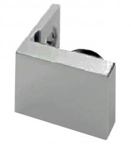 Conector cabina dus perete/sticla 90° BH250