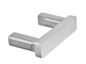 Capac capat mana curenta rectangulara 40x10 mm