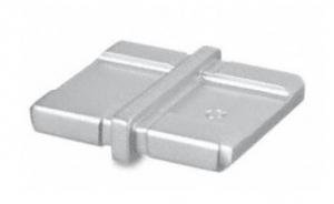 Imbinare 180° mana curenta rectangulara 40x10 mm