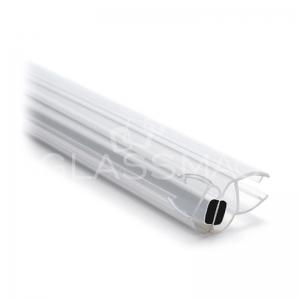 Garnitura magnetica 135° sticla-sticla 8 mm, L=2500 mm