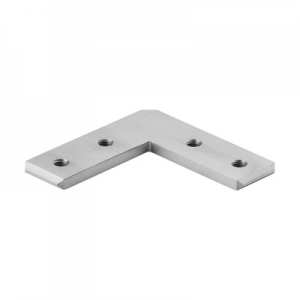 Conector 90° profil U/mana curenta Easy Glass® Hybrid