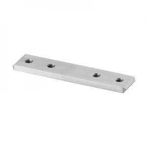 Conector 180° profil/mana curenta U Easy Glass® Hybrid