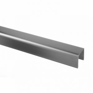 Profil U mana curenta, sectiune 17x11x1,5 mm