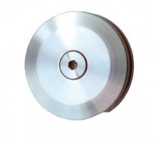 Conector rotund aliniere sticla Ø40 mm