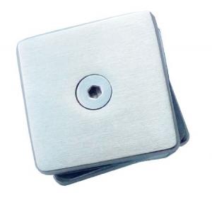 Conector dreptunghiular aliniere sticla 40x30 mm