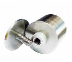 Prindere punctuala fixa cu gat Ø42x36 mm, tija M12
