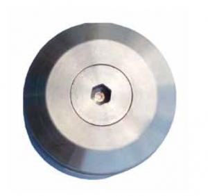Prindere punctuala fixa fara gat Ø50x40 mm
