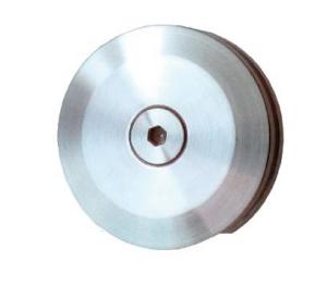 Conector rotund aliniere sticla Ø50 mm