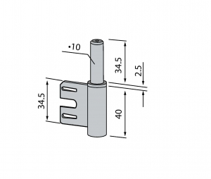 Pivot toc metalic1