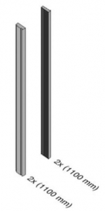Set balcon frantuzesc Easy Glass® View1