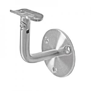 Suport perete 60x72 mm reglabil mana curenta rotunda Ø42,4 mm