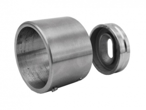 Inel fixare perete mana curenta rotunda Ø42,4 mm