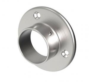 Flansa rotunda fixare perete mana curenta rotunda Ø42,4 mm