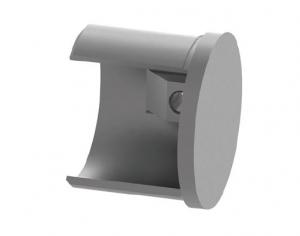 Capac capat mana curenta profilata Ø42,4 mm