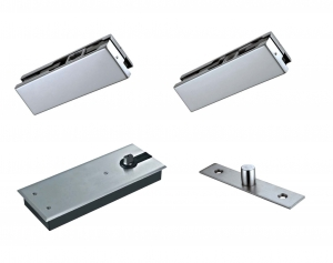 Set accesorii usa pivotanta