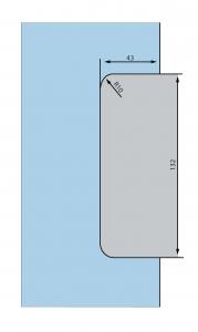 Incuietoare de centru US 20 - Dorma Mundus Comfort