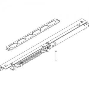 Amortizor unidirectional stanga/dreapta Levolan 60
