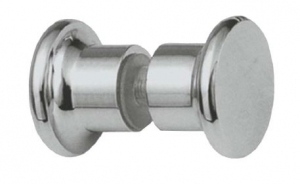 Buton PH106 usa cabina dus sticla 8-10 mm