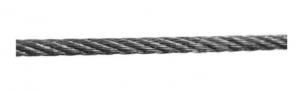 Cablu pentru montant balustrada