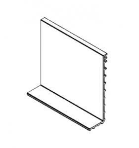 Cala exterioara asezare sticla 12,38-21,52 mm profil U View Crystal