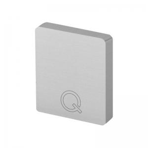 Capac capat profil mana curenta Easy Glass® Hybrid stanga-dreapta