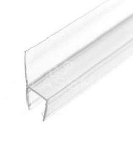 Garnitura perete-sticla TSS 04 Dorma, pentru sticla de 8 mm la 180º  ,L=2000 mm