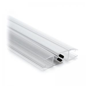 Garnitura magnetica 180° cabina dus sticla 8-10 mm