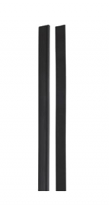 Set cale si garnituri balcon frantuzesc Easy Glass® View, L=2x1100 mm