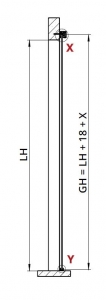 Set glisanta Muto Comfort L80 2 foi mobile
